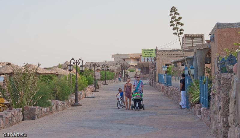 Дахаб, Синай