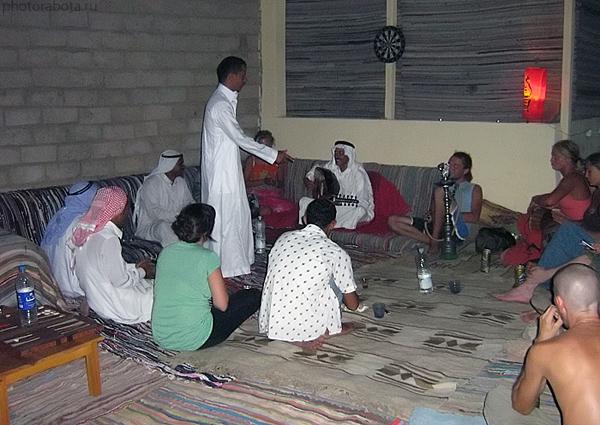 Синай, Дахаб, шейх