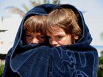С детьми в Дахабе